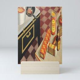 Plakat maggi bouillons cubes sauces  Mini Art Print