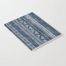Mud Cloth Stripe Notebook