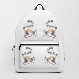 Splotchy Lemur Backpack