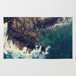 ocean breeze Rug