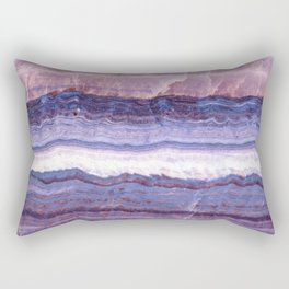 Azul marble Rectangular Pillow