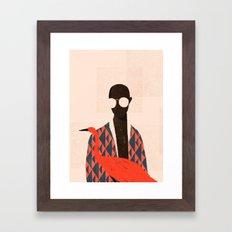 Kalemba III Framed Art Print