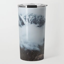 On a cloudy day - Landscape and Nature Photography Travel Mug