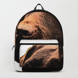 Chocolate Lab bywhacky Backpack