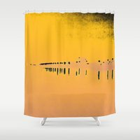 photograph Shower Curtains featuring Photograph by Tobias Bowman