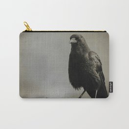 RAVEN PORTRAIT Carry-All Pouch
