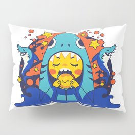 Overbite: Jawbreaker 3 Pillow Sham