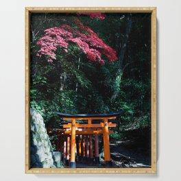 Kyoto Fushimi Inari-taisha Serving Tray