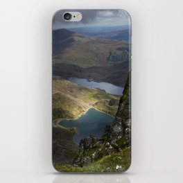 Snowdonia iPhone Skin