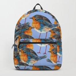 Robin Birds Backpack