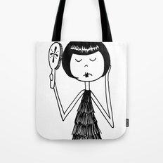 Eloise brushes her hair Tote Bag