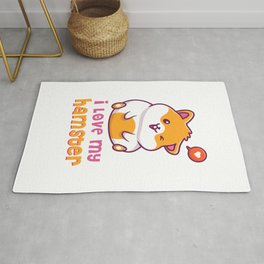 Hamster Pet Rug
