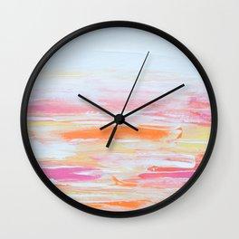 Serenidad Wall Clock