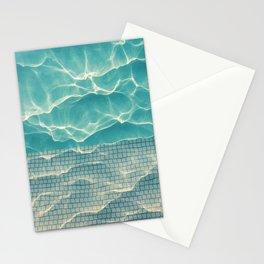 Crystal • Clear • Liquid Stationery Cards
