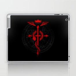 Full of Alchemy - Fullmetal alchemist Laptop & iPad Skin