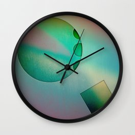 NO STUMBLE Wall Clock