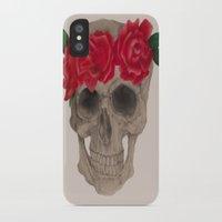 grateful dead iPhone & iPod Cases featuring Grateful by EmDem