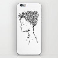 boho iPhone & iPod Skins featuring BOHO by Veronica Rylskaya