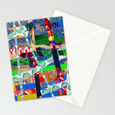 Chris (stripes 14) Stationery Cards