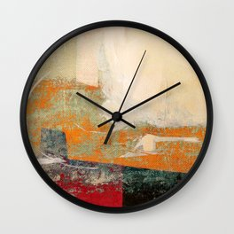 Peoples in North Africa Wall Clock