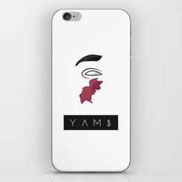 ASAP YAMS iPhone Skin