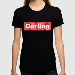 Strelizia Darling Supreme-esque Logo T-shirt