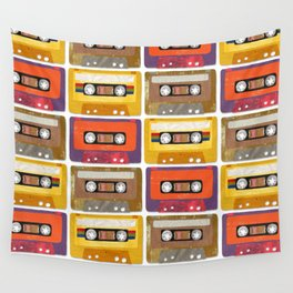 play my music Wall Tapestry