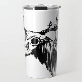 Wendigo by zombiecraig. Travel Mug