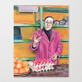 Wonderyears Canvas Print
