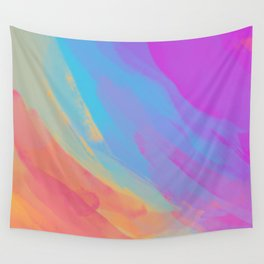 full color summer Wall Tapestry