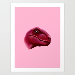 The Raptor Art Print