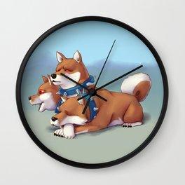 MOTW: Cerberus Wall Clock