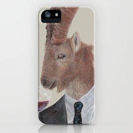 Italian Ibex iPhone Case