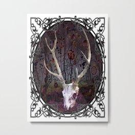 Forest Memories Metal Print