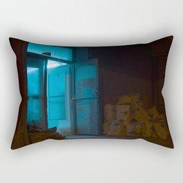 CHINATOWN NIGHT GLOW. NEW YORK CITY. Rectangular Pillow