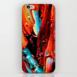 Burn iPhone Skin