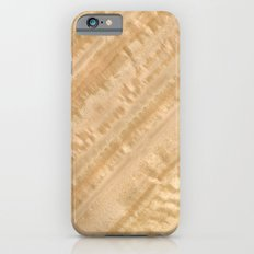 Eucalyptus Wood Slim Case iPhone 6s