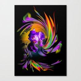 Fertile imagination 18 Canvas Print