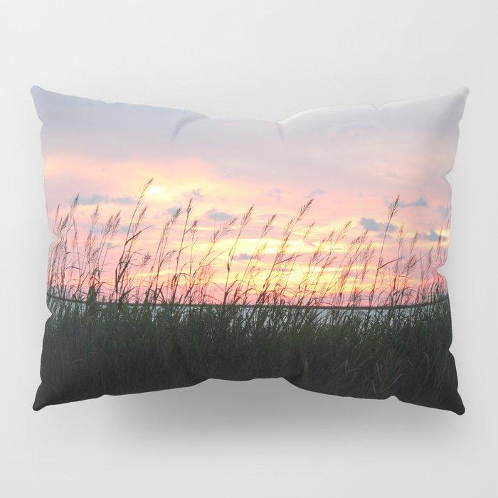 Sea Oats Pillow Sham