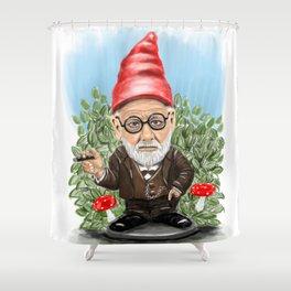Freudgnology Shower Curtain