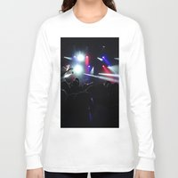 concert Long Sleeve T-shirts featuring CONCERT by Eclectic House Of Art