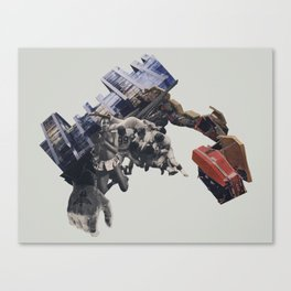 Shackles Canvas Print