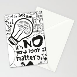 Imagination in the membrane Stationery Cards