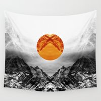 xbox Wall Tapestries featuring Why down the circle by Stoian Hitrov - Sto