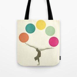 Gymnastics II Tote Bag
