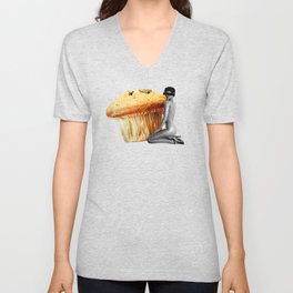 Muffin Whore Unisex V-Neck