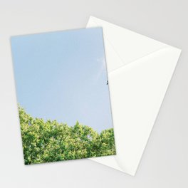 Storks in Portugal | Flying in Nature | Fine-Art Travel Photography Stationery Cards