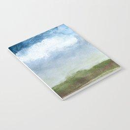 Foggy Bluff Notebook