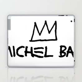BASQUIAT Laptop & iPad Skin