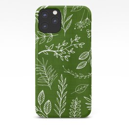 Emerald Forest iPhone Case